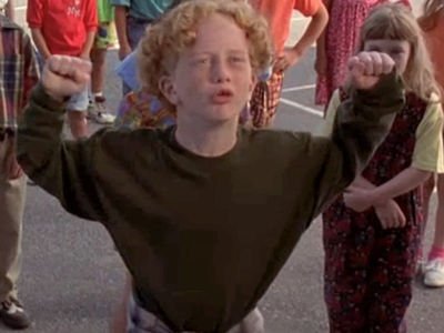 Littlest O'Doyle in 'Billy Madison': 'Memba Him?