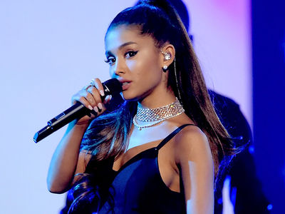 Ariana Grande Sued -- Your 'One Last Time' Is Just An ALL NIGHT Rip-off (AUDIO)