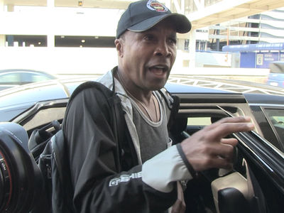 Sugar Ray Leonard -- Usher Was Fantastic As Me ... Dude Nailed The Love Scenes (VIDEO)