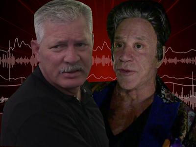 Lenny Dykstra -- If Mickey Wants A Fight ... He Better Kill Me (AUDIO)