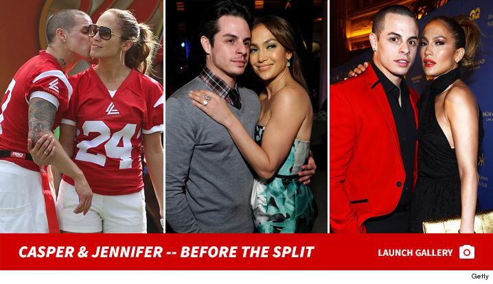 casper smart and jennifer lopez. Jennifer Lopez \u0026 Casper Smart -- It\u0027s Over And T