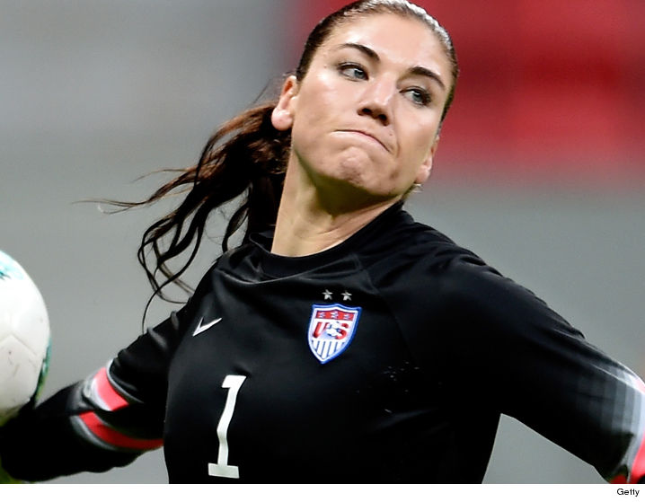 hope solo hit with 6 month suspension for trashing