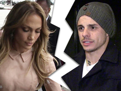 Jennifer Lopez & Casper Smart -- It's Over