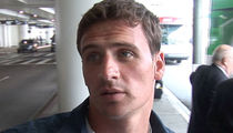 Ryan Lochte -- Sorry, Brazil ... I Ain't Going Back