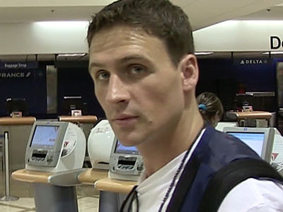 Ryan Lochte -- Hit with Criminal Charge in Rio ... Could Face Jail Time