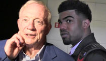 Jerry Jones -- Ezekiel's Pot Shop Visit ... 'Not Good'