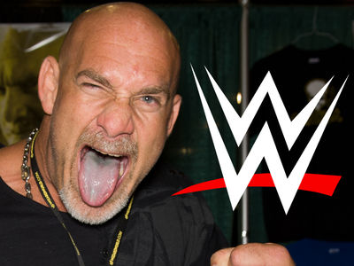 Bill Goldberg -- 'Wheels In Motion' For WWE Return (VIDEOS)