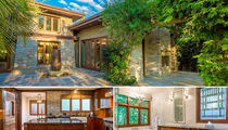 Mel Gibson -- Selling Oksana's $2.575 Million Crash Pad (PHOTO GALLERY)