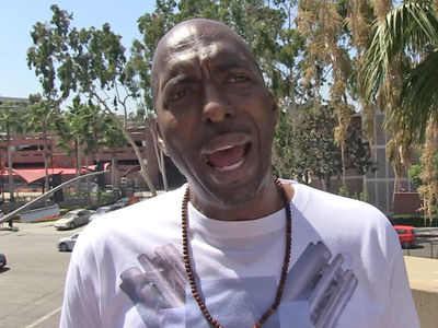 John Salley -- Weed Can Save NBA Careers ... 'I'd Still Be Playing' (VIDEO)