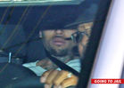 Chris Brown -- Arrested for Felony Assault with a Deadly Weapon (PHOTO UPDATE)