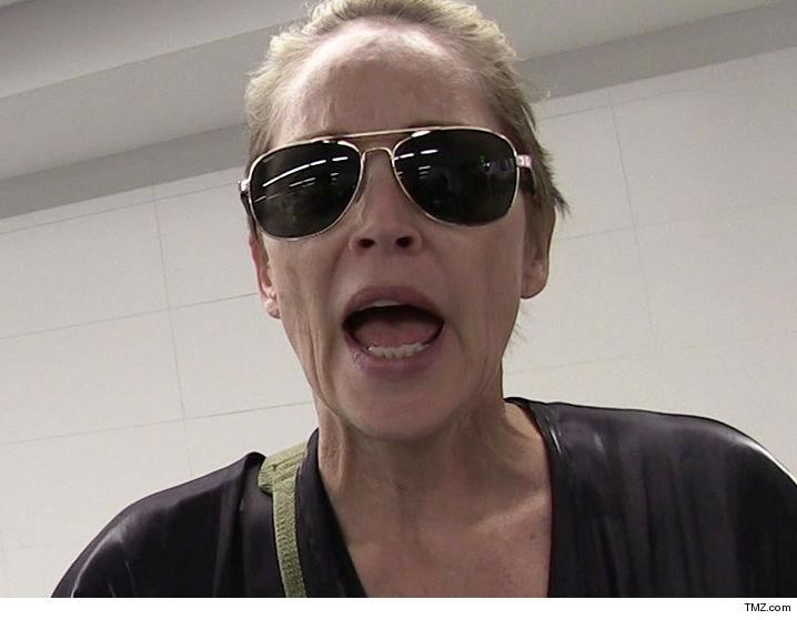 Sharon Stone S Alleged Stalker S Hitting Her Up For Guns