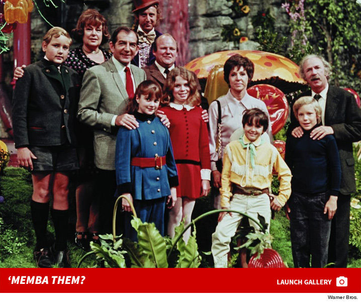 Willy Wonka & the Chocolate Factory' Cast: 'Memba Them? | TMZ.com