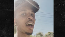 NBA's Nick Young -- Chris Brown's Ruining Our Neighborhood ... You Gotta Move!! (VIDEO)