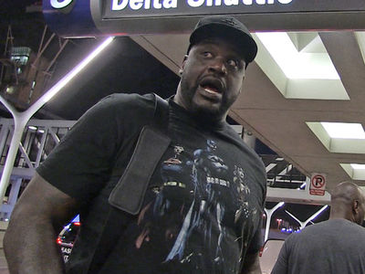 Shaq -- Both My Sons Will Make NBA ... Trust Me (VIDEO)