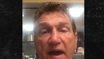 Joe Theismann -- Teddy Bridgewater Will Be Back ... Trust Me, I Know Leg Injuries (VIDEO)