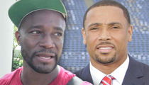 Taye Diggs -- Rodney Harrison's Speaking Like A Slave Owner