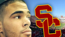 USC Football's Don Hill -- Yanked from Season Opener ... Amid Rape Investigation