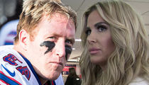 Kroy Biermann -- Bills Cut Kim Zolciak's Hubby
