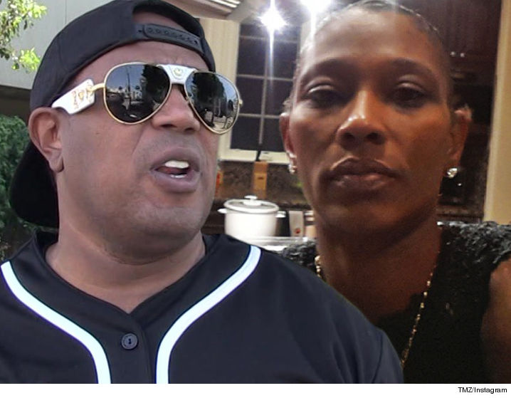 Master P's Ex Claims He's Using Their Kids to Save a Buck ...