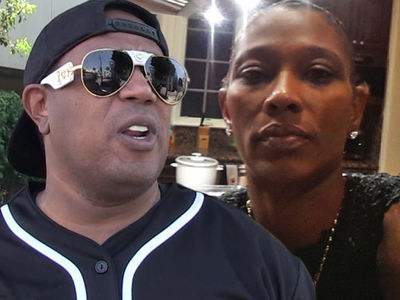 Master P Divorce -- He's Using Our Kids to Save a Buck