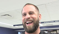 NFL Magician Jon Dorenbos -- America's Got Talent Finalist ... Mentoring Eagles Legend! (VIDEO)