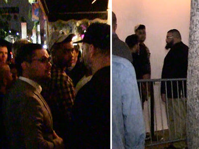 D'Angelo Russell -- REJECTED From Hollywood Club ... You're Too Young, Bro!!