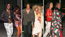 Beyonce -- Soulful Birthday (PHOTO GALLERY & VIDEO)