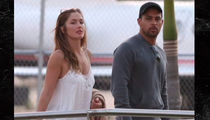 Wilmer Valderrama & Minka Kelly -- Ay, Dios Mio ... Vacay Wore Us OUT! (PHOTO)