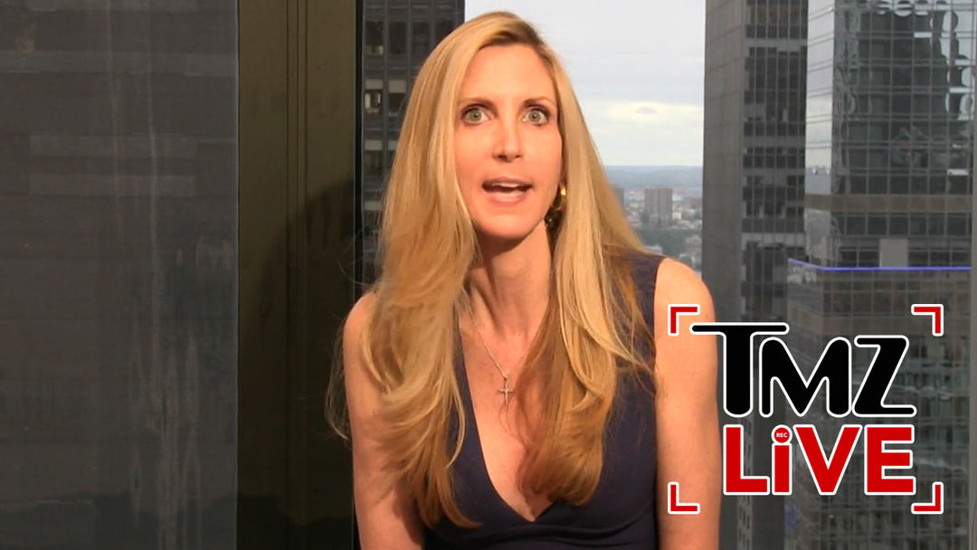 Ann Coulter Sex Change