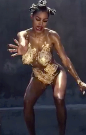Teyana Taylor Body 2016