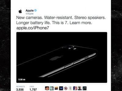 iPhone 7 Debut -- Apple Screws Itself (PHOTO + VIDEO)
