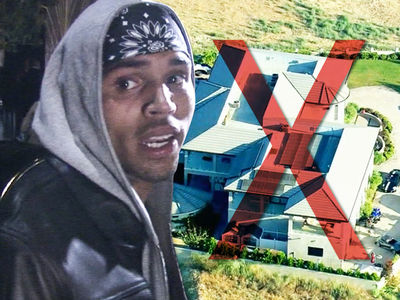 Chris Brown -- Party House Closed ... No More Randoms!