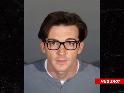 Drake Bell -- Got His Clark Kent On for Jail Sentence (MUG SHOT)