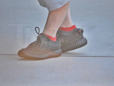 Baby Yeezys -- Guess The Little Guy Rockin' the Shoes (PHOTO GALLERY)