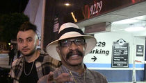 Drake's Dad -- There Is No AubRih ... They're Just Friends (VIDEO)
