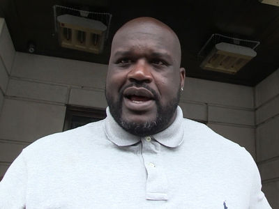 Shaq -- Comes Back At Shaunie O'Neal ... I'm Right, Our Kids Are NBA Locks (VIDEO)