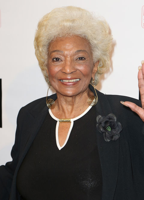 Nichelle Nichols is now 83 years old.