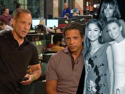 TMZ Live: Halle Berry: The Divorce Is Off!