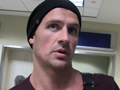 Ryan Lochte -- Nailed by USOC ... No White House Visit, No World Championships