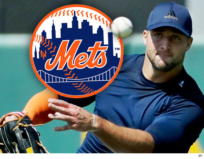 tim tebow signs minor league deal with team