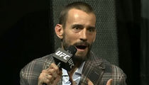 CM Punk -- I'm Stoked for Tim Tebow ... We're Kinda Similar (VIDEO)