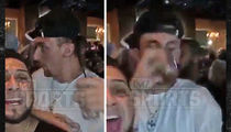 Johnny Manziel -- Double Fisting ... At Texas Bar (VIDEO)