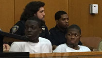 Bobby Shmurda -- Cops Plea in Murder Conspiracy Case ... 7 Years in Prison