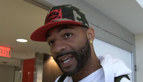 Carlos Boozer To MLB Star -- Learn From My Mistake ... Ditch The Hair Dye, Dude (VIDEO)
