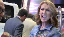Celine Dion -- Check Out My Super Bowl Swagger! See Ya in Houston? (VIDEO)