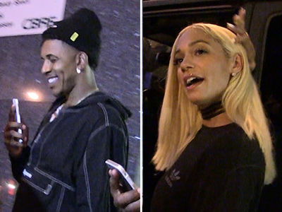 Nick Young -- Paloma and I Roll Together and Separately (VIDEO)