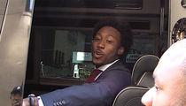 Jets' Brandon Marshall -- Redemption Comes Thursday ... Bring On the Bills! (VIDEO)