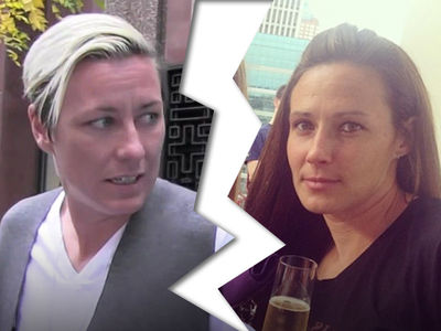 Abby Wambach Bombshells -- Divorcing  Wife ... Reveals Rx Abuse
