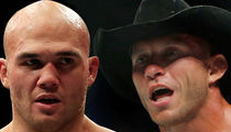 UFC's Robbie Lawler -- Pulls Out of UFC 205