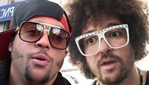 LMFAO's Sky Blu -- Redfoo Screwed Me On Royalties ... Kept Shufflin' Without Me